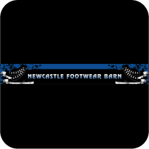 Newcastle footwear barn